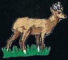Stickmotiv - Hirsche