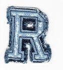 """Stickmotiv - """"R"""""""