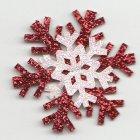 Stickmotiv - Schneeflocke