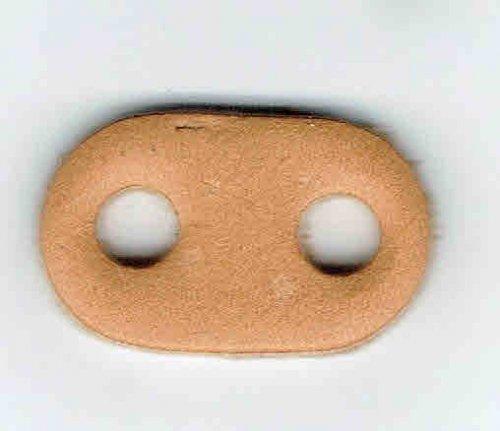 Kordelstopper aus Leder