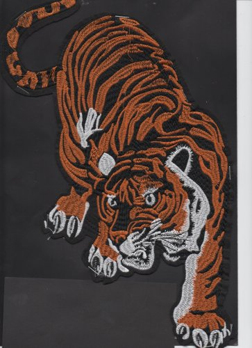Stickmotiv - Tiger