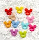 Kinderknopf - Maus- 7016